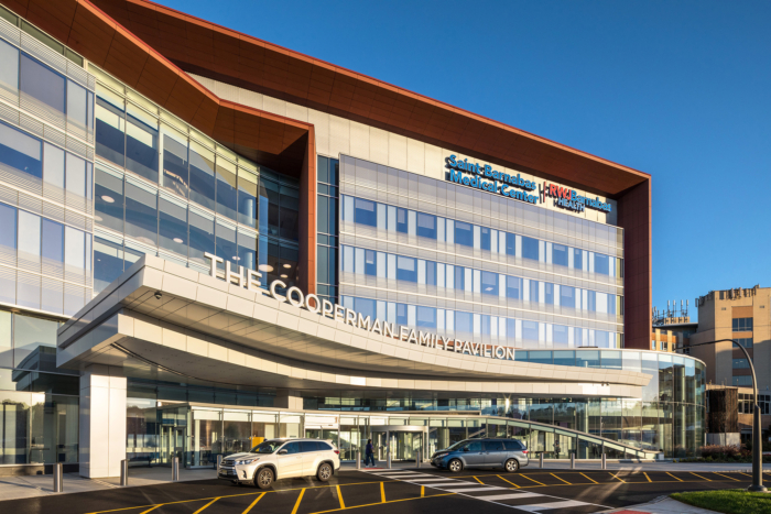 RWJBarnabas Health - Saint Barnabas Medical Center Cooperman Family Pavilion - 0