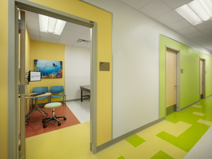 Nemours Children's Health System - Outpatient Services Center - 0