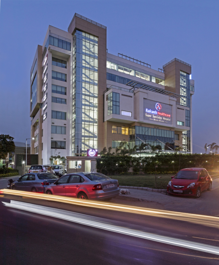 Aakash Healthcare - Super Specialty Hospital - 0
