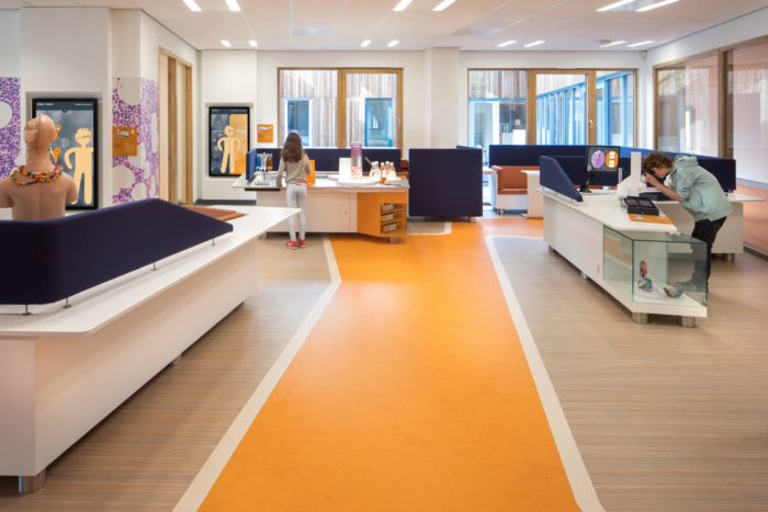 Princess Máxima Centre for Pediatric Oncology Play and Exercise Rooms - 0