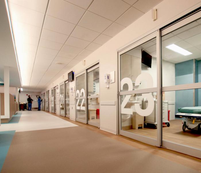 Emergency Department of Newport Hospital - 0