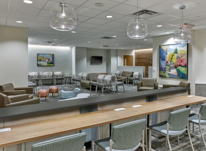 Penn Medicine Lancaster General Health - Suburban Outpatient Pavilion Renovations - 0