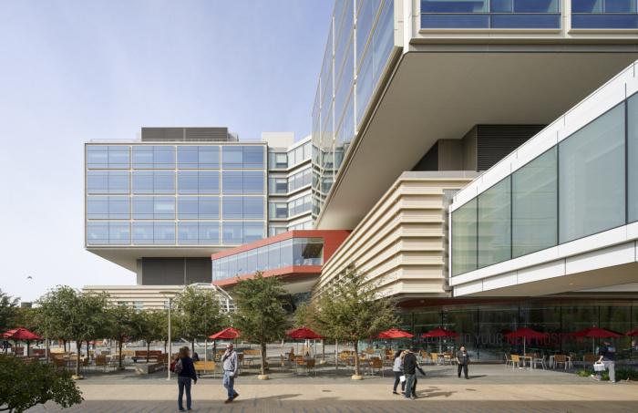 New Stanford Hospital - 0
