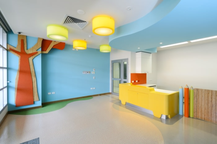 Lyell McEwin Hospital - Children and Adolescent's Ward - 0